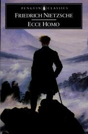 Ecce Homo 1979 Edition Open Library