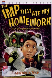 Cover of: The imp that ate my homework