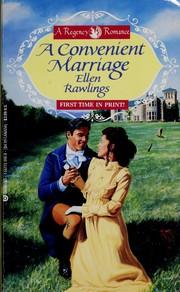 A Convenient Marriage