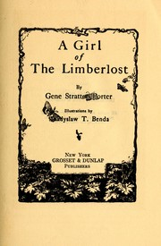 Cover of: A girl of the Limberlost
