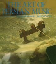 Cover of: The art of Persian music