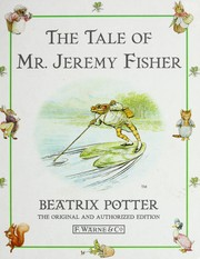 Cover of: Tale of Mr. Jeremy Fisher