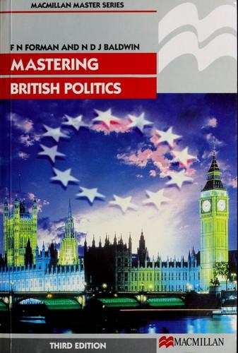 Mastering British politics.