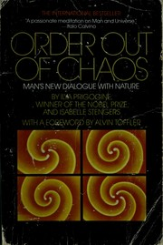 Cover of: Order out of chaos