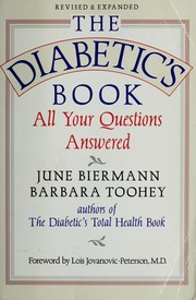 Cover of: The diabetic