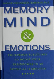 Cover of: Memory, mind & emotions