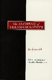 Cover of: The alchemy of transformation | Lee Lozowick