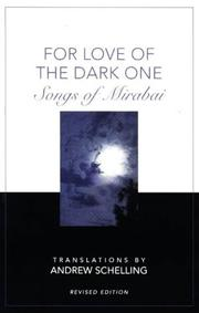 Cover of: For love of the Dark One