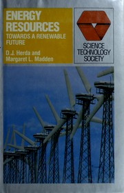 Cover of: Energy resources