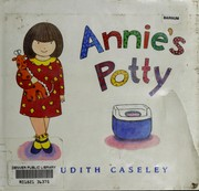 Cover of: Annie's potty