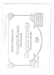 Cover of: 32nd annual encampment, Grand Army of the Republic, Indiana Department