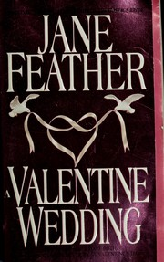 Cover of: Valentine wedding | Jane Feather