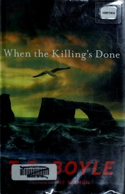 Cover of: When the killing's done