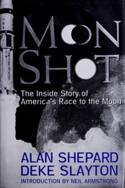 Cover of: Moon shot