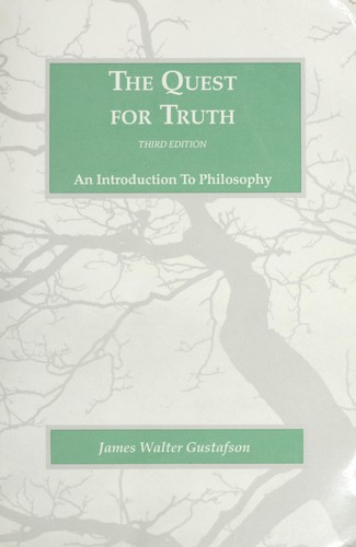 a views of philosophy as a quest for truth