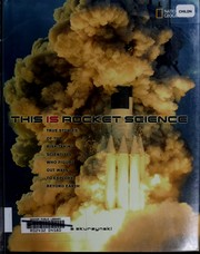 Cover of: This is rocket science