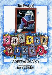 Cover of: The book of shadowboxes | Laura L. Seeley