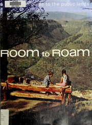 Cover of: Room to roam