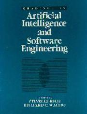 Cover of: Readings in artificial intelligence and software engineering by edited by Charles Rich and Richard C. Waters.