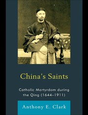 Cover of: China's Saints