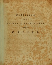 Cover of: Farbenlehre, Goethe Theory of Colors (in german)