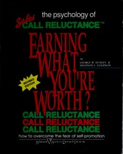 Cover of: Earning what you're worth? | George W. Dudley