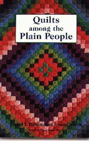 Cover of: Quilts among the plain people | Rachel T. Pellman