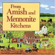 Cover of: From Amish and Mennonite kitchens |