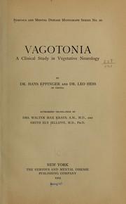 Vagotonia