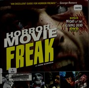 Cover of: Horror movie freak | Don Sumner