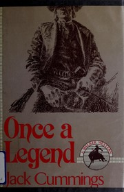 Cover of: Once a legend