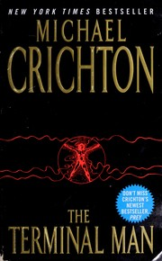 Cover of: The terminal man | Michael Crichton