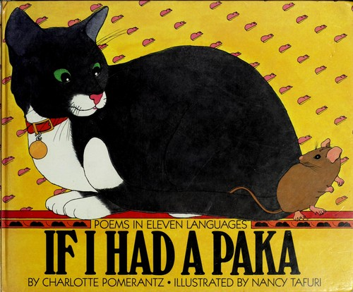 If I had a paka by Charlotte Pomerantz