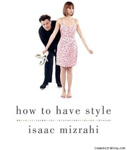 Cover of: How to have style