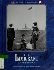 Cover of: The immigrant experience | David M. Reimers