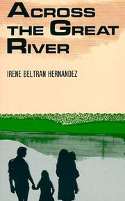 Cover of: Across the great river