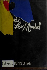 Cover of: The love-minded