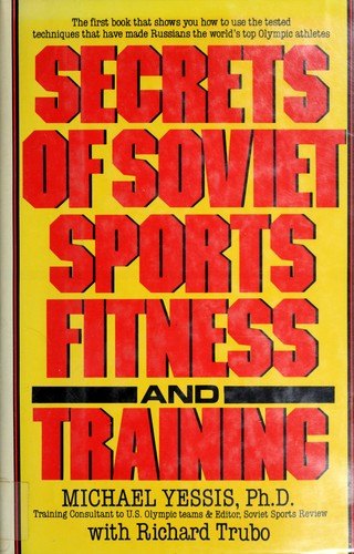 Secrets of Soviet sports fitness and training
