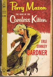 Cover of: The case of the careless kitten