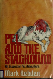 Cover of: Pel and the staghound