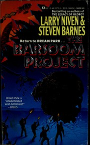 Cover of: The Barsoom project | Larry Niven