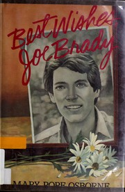 Cover of: Best Wishes Joe Brady