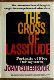 Cover of: The cross of lassitude