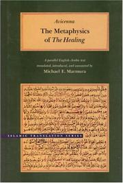 Cover of: The Metaphysics of The Healing