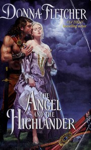Cover of: The angel and the Highlander | Donna Fletcher