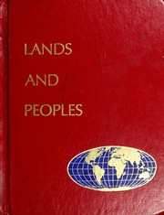 Cover of: Lands and peoples. |