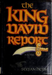 Cover of: The King David report | Stefan Heym