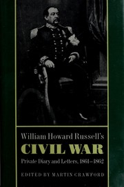 Cover of: William Howard Russell's Civil War