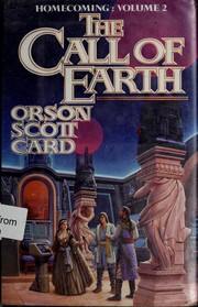 Cover of: The call of earth