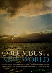 Columbus in the New World.